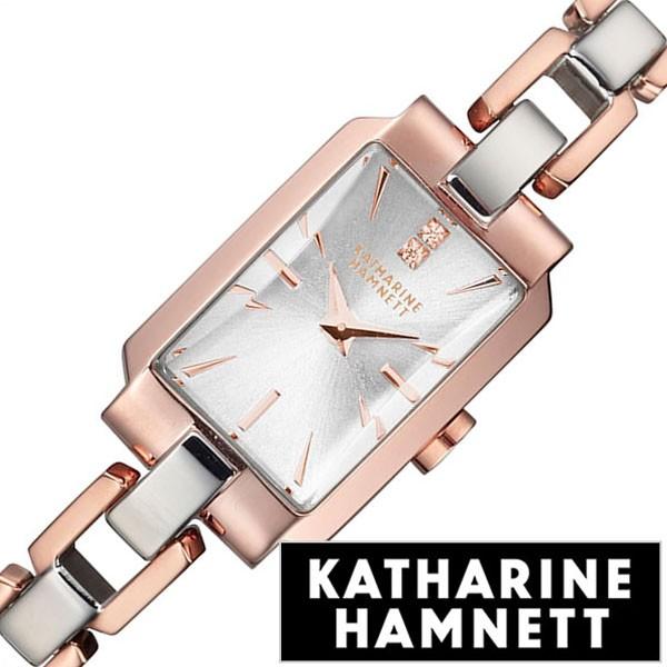 【国内正規品】 キャサリンハムネット腕時計 KATHARINEHAMNETT時計 HAMNETT KATHARINE HAMNETT 腕時計 キャサリン キャサリン ハムネット 時計 ハムネット デコ 3 DECO3 レディース腕時, 三芳町:803c4607 --- kleinundhoessler.de