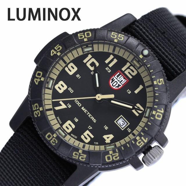 期間限定特別価格 ルミノックス 腕時計 LUMINOX 時計 レザーバック シー タートル ジャイアント BACK SEA TURTLE GIANT 0320 メンズ ブラック 0333, 虻田郡 daf114d8