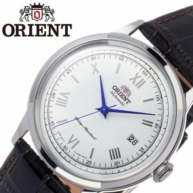 品質は非常に良い オリエント 腕時計 ORIENT 時計 バンビーノ クラシック BAMBINO CLASSIC メンズ ホワイト ORW-FAC00009W0, ワドマリチョウ 341062e7