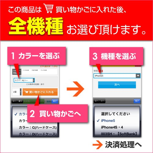 iPhone5S iPhone5C iPhone5 アイフォン アイホン ハードケース★アニマル smart_a13_598_all