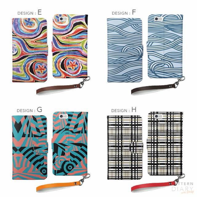 スマホケース 手帳型 カバー 全機種対応 iPhoneX iPhone6 アイフォン7 android xperia z5 au チェック smart_ds628_all