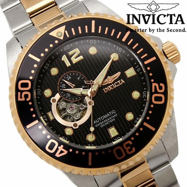 超格安一点 【送料無料】メンズ腕時計 INVICTA インビクタ 自動巻き グランドダイバー 15415【激安】【SALE】, 金貨と銀貨&純金アクセの-SPACE- 817989a2
