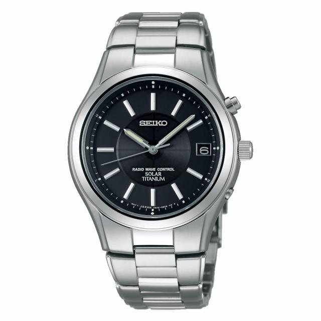 注目の 腕時計 SEIKO チタン 取り寄せ ソーラー スピリット SBTM193 電波 メンズ セイコー SPIRIT 国内正規品-腕時計男女兼用(ユニセックス)