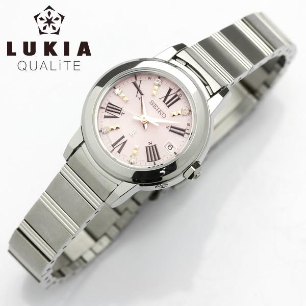 【ファッション通販】 SEIKO セイコー LUKIA ルキア ソーラー電波 腕時計 腕時計 LUKIA レディース ssqw004 ウォッチ ルキア Lady's レディス、ピンク, オオトネマチ:bf809325 --- kzdic.de