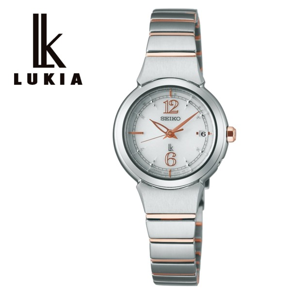新品登場 送料無料 SEIKO セイコー LUKIA ルキア SEIKO ソーラー電波 LUKIA セイコー 腕時計 レディース, 知立市:200e7301 --- kzdic.de