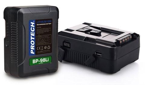 即日発送 プロテック 98W リチウムイオンバッテリー BP-98Li, ホユキ 9badd997