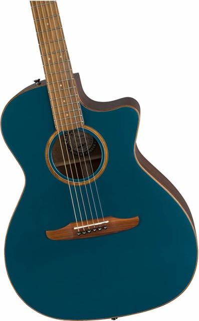 Fender/エレアコ Newporter Classic Cosmic Turquoise 【フェンダー】【正規輸入品】