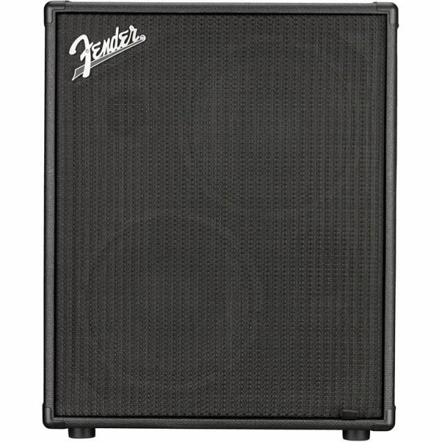 割引発見 Fender RUMBLE 210 BLK/BLK ベースキャビネット【フェンダー】, 電材ドットコム ca311d6b
