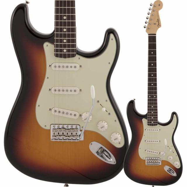 【本物保証】 Fender Made in Japan Traditional 60s Stratocaster, Rosewood Fingerboard, 3-Color Sunburst【フェンダージャパンストラトキャスター, Flamingo House 39dc9749