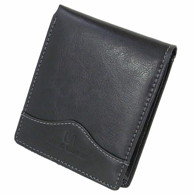 f6344c92a536 【箱無し】 メンズ 定番 二つ折り財布 本革 牛革 コスパ良LUCIANO VALENTINO
