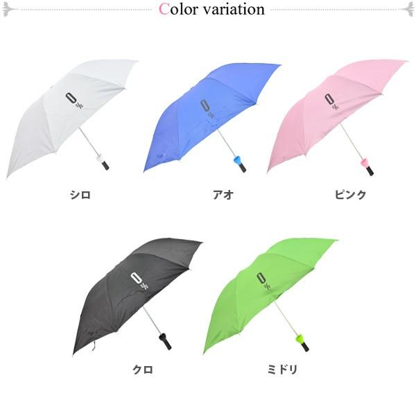ペットボトル型折りたたみ傘