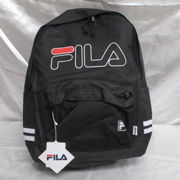 157a732256cb リュック デイパック バックパック フィラ FILA fm2009 ブラックの通販は ...