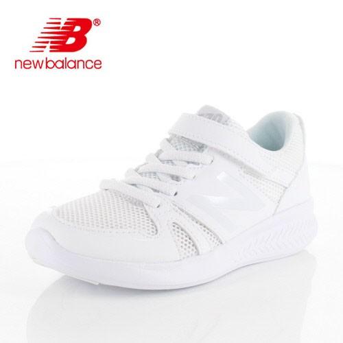 82e8094c2e0cb ニューバランス キッズ ジュニア スニーカー new balance YT570 WW ホワイト 面ファスナー仕様 子供用運動靴