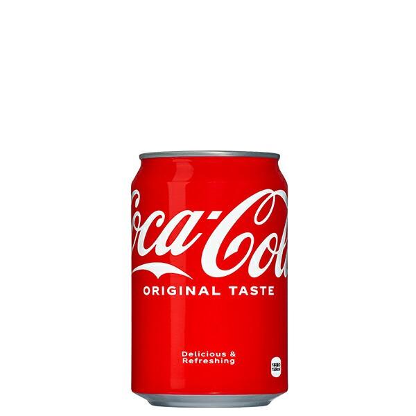 コカ・コーラ350ml缶
