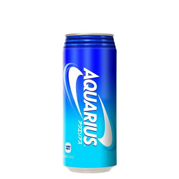 【2ケースセット】アクエリアス500g缶