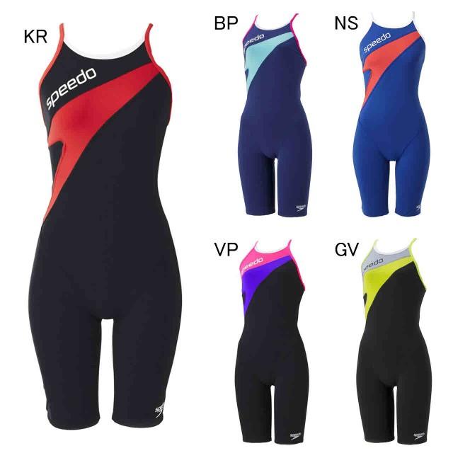 bffb90310dd スピード 水泳 水球 競泳トレーニング用水着 ウィメンズ スパッツスーツ speedo SD57N03
