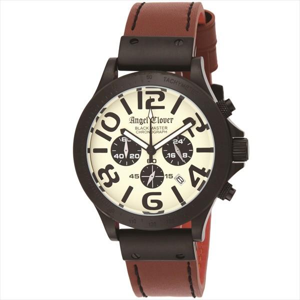 人気ブラドン エンジェルクローバー 時計 メンズ ANGEL 時計 CLOVER ANGELCLOVER BM46BSB-LB ブラックマスター ブラック/ゴールド CLOVER/ブラウン, ミカワチョウ:1b7499bc --- chevron9.de