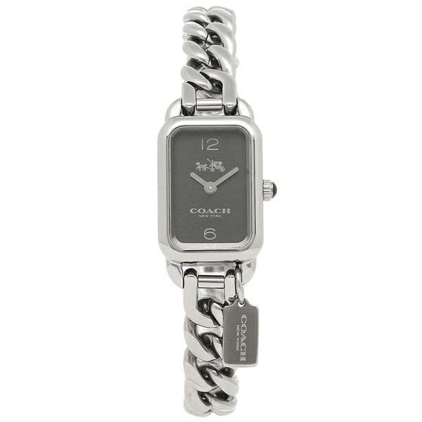 大量入荷 コーチ 腕時計 レディース COACH 14502722 シルバー ブラック, 漆器かりん本舗 9a5e8ec5