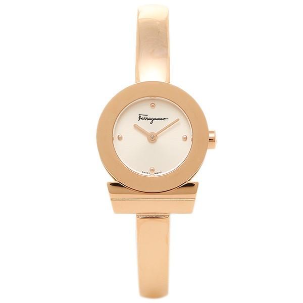 【通販 人気】 FQ5050014 腕時計 0:00~23:59】フェラガモ レディース 【全品P10% シルバー ピンクゴールド Ferragamo 3/13 Salvatore-腕時計メンズ