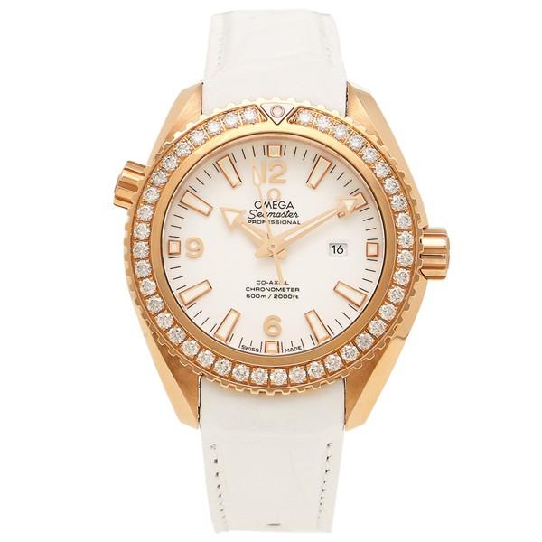 ファッションの オメガ 腕時計 レディース OMEGA 232.58.38.20.04.001 ホワイト ローズゴールド, MAINLINE 44ed51a0