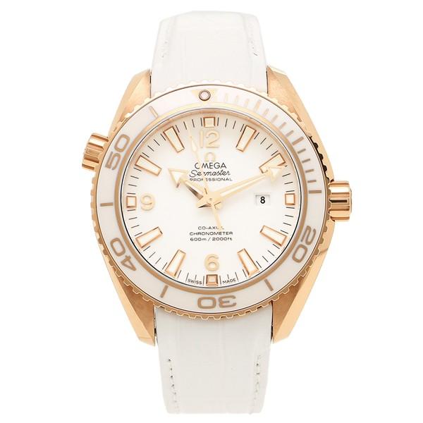 buy online 4f637 3e6b1 オメガ 腕時計 レディース OMEGA 232.63.38.20.04.001 ホワイト ローズゴールド|au Wowma!(ワウマ)