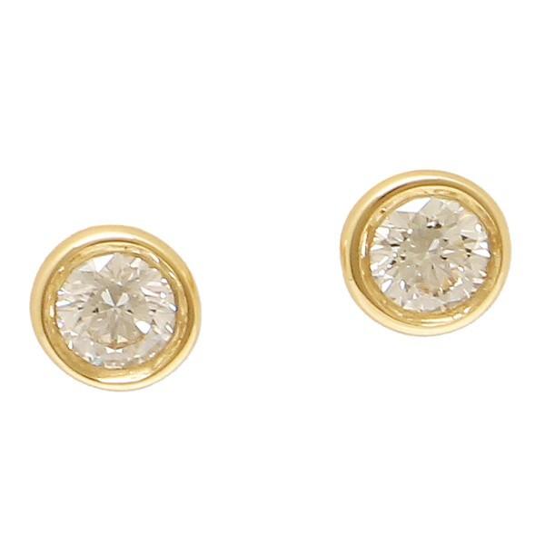 公式 【返品OK】ティファニー ピアス アクセサリー TIFFANY&Co. ピアス 12818653 18K ダイヤモンド バイザヤード バイザヤード TIFFANY&Co. 0.10ct 18Y イエローゴールド, eまいんず:951700be --- jewish.apo-voelter.de