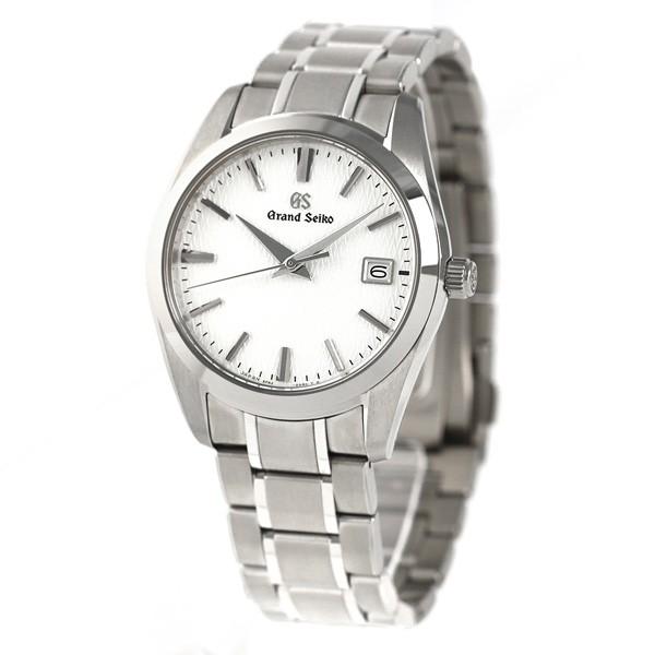 wholesale dealer 95f65 3d8e3 グランドセイコー 9Fクオーツ 37mm メンズ 腕時計 SBGX267 GRAND SEIKO シルバー|au Wowma!(ワウマ)