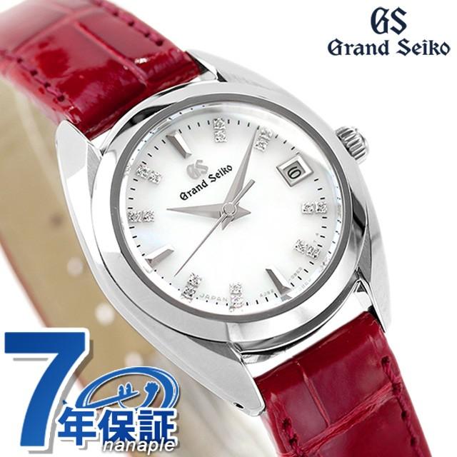 【メール便不可】 1,000円割引クーポン!28日10時まで! グランドセイコー クオーツ 26mm ダイヤモンド レディース STGF287 GRAND SEIKO 腕時計, select shop HK/エイチケー d06adc24
