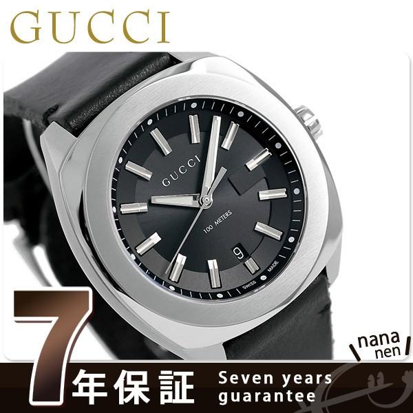 色々な 1,000円割引クーポン!28日10時まで! 【あす着】グッチ GG2570 コレクション 44mm メンズ 腕時計 YA142206 GUCCI ブラック, メンズファッション BIGBANGFELLAS 5b11f793