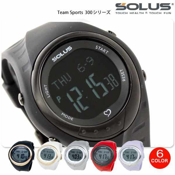 ec302c5260 1000円割引クーポン!8日10時~12日9時59分まで】 SOLUS ソーラス 腕時計 ...