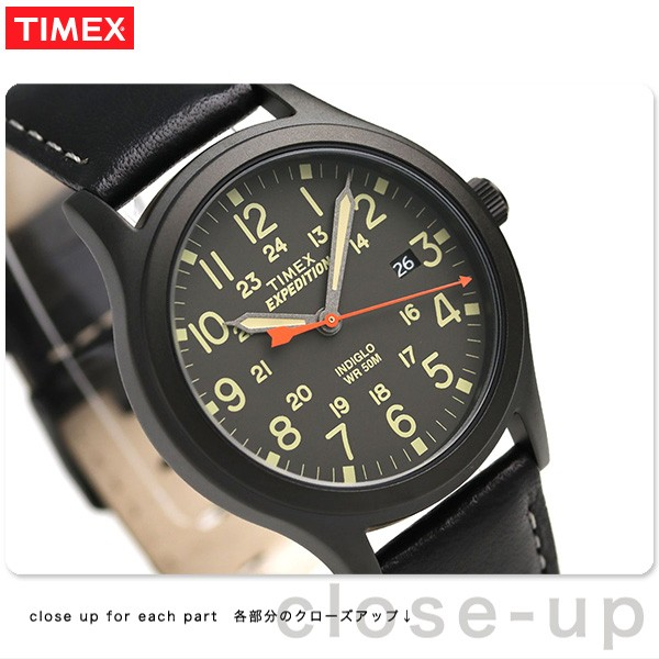 e1b6f8c584 【2,000円割引クーポン!30日10時まで】 【あす着】タイメックス スカウトメタル 36mm メンズ 腕時計 TW4B11200 TIMEX  ブラック×ブラッの通販はWowma!