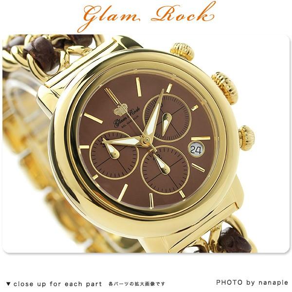 驚きの安さ 1,000円割引クーポン!28日10時まで! 【あす着】グラムロック バルハーバー 40mm クロノグラフ 腕時計 GR77128 Glam Rock クオーツ ブラ, PandaSelection 12941725