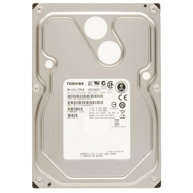 東芝 内蔵 hdd 1TB 3.5インチ SA...