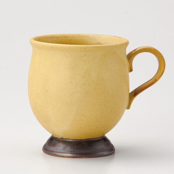 高台マグ おしゃれ マグカップ コーヒーマグ 日本製 陶器