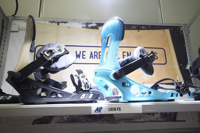 激安人気新品 【在庫限最終特価】 K2 SNOWBOARDING BINDING [ LIEN FS @43200] ケイツー バインディング 安心の正規輸入品, 水泳SHOP プレイスマート b3f02811