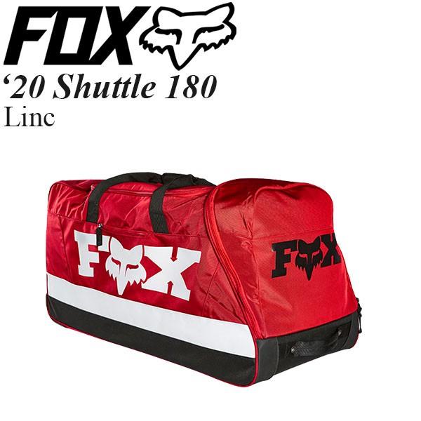 新発売 FOX ギアバッグ Shuttle 180 2020年 最新モデル Linc, 小見川町 0531908a