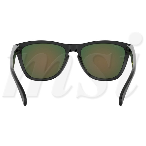2ba69c44eb Oakley オークリー サングラス Frogskins フロッグスキン Valentino Rossi Collection OO9013-E655   Polished Black