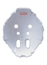 【タニザワ】 PC素材ヘルメット ST#1490-FZ (ライナー入)【安全用・工事用・高所作業用・防災】
