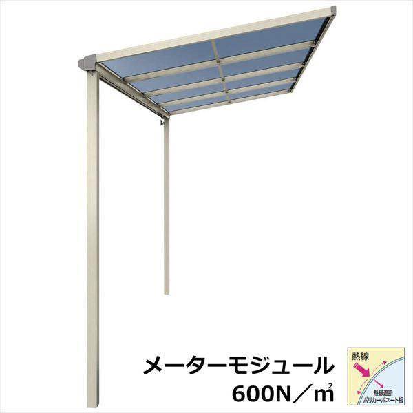 2019特集 YKKAP テラス屋根 ソラリア 5間×8尺 柱標準タイプ メーターモジュール フラット型 600N/m2 熱, 手芸のらんでぃ d5ccd0a6