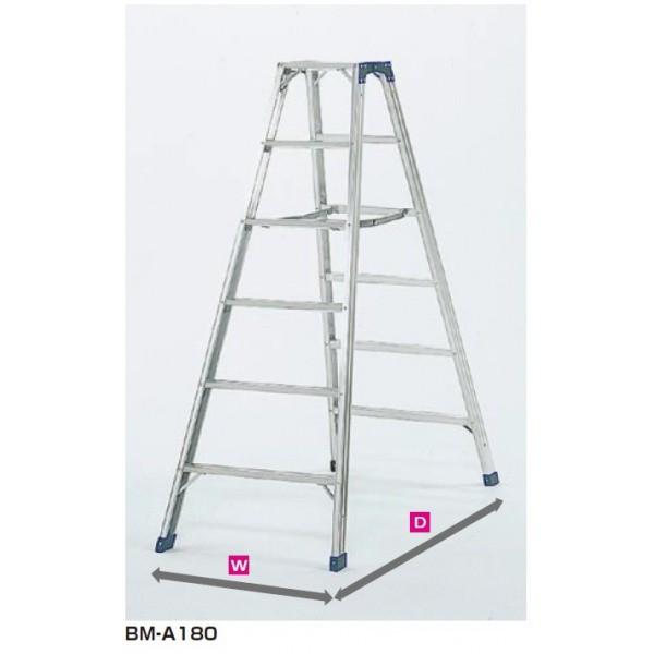 (お得な特別割引価格) ピカコーポレイション 専用脚立 BM-A120, Noah 5767d82d