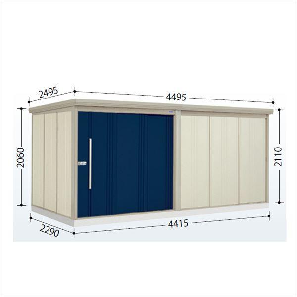 優れた品質 タクボ物置 ND/ストックマン ND-S4422 多雪型 標準屋根  『屋外用中型・大型物置』 ディープブルー, SCENE WEB STORE 1c6aefd3