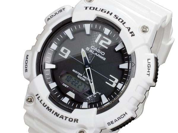 4d030cde4e カシオ CASIO スタンダード タフソーラー メンズ アナデジ 腕時計 AQ-S810WC-7A 腕時計メンズ腕時計