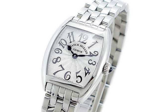 low priced c7011 4adc0 腕時計 レディース フランクミュラー トノーカーベックス クオーツ 2252QZO-SLV シルバー au Wowma!(ワウマ)
