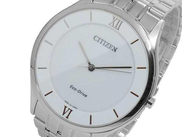 驚きの価格が実現! 腕時計 CITIZEN メンズ シチズン CITIZEN エコドライブ AR0070-51A AR0070-51A エコドライブ ホワイト, フラワーショップ乃木坂(胡蝶蘭):b0599935 --- schongauer-volksfest.de