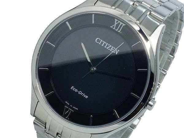 人気 腕時計 CITIZEN メンズ 腕時計 シチズン CITIZEN エコドライブ AR0070-51E シチズン ブラック, 株式会社くればぁ:d3452472 --- 1gc.de