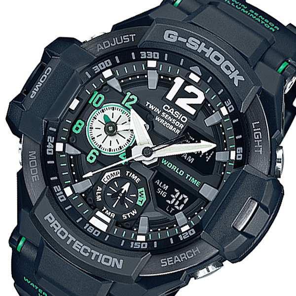 超人気 腕時計 GA-1100-1A3JF メンズ カシオ CASIO ブラック G-SHOCK メンズ デジアナ GA-1100-1A3JF ブラック 国内正規 ブラック, クレアオンライン:bf5381f0 --- 1gc.de