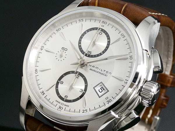大特価!! 腕時計 メンズ ハミルトン HAMILTON 自動巻き H32616553, リブラ 960517cd