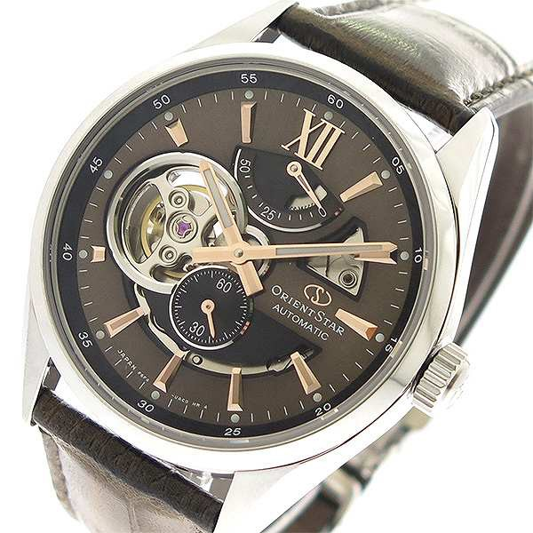 当店在庫してます! 腕時計 国内正規 メンズ オリエントスター 自動巻き ORIENT STAR RK-AV0008Y ブラウン 自動巻き ブラウン 国内正規 ブラウン, クレスコ:c9896ebb --- 1gc.de