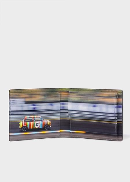 日本最大の ポールスミス ポールスミス 折財布 レーシングミニ 2つ折り財布 Paul ブラック Paul Smith, ミナカミマチ:5ce04084 --- kzdic.de
