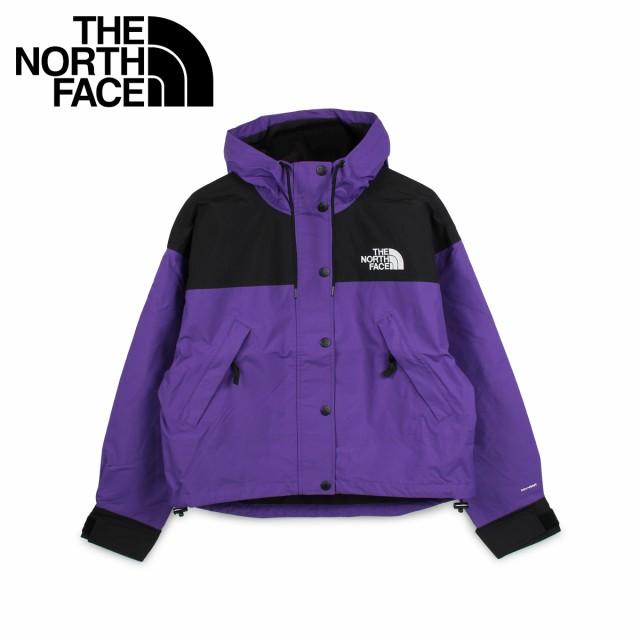 ノースフェイス THE NORTH FACE ジャケット マウンテンジャケット レディース 婦人向け REIGN ON JACKET パープル T93XDC